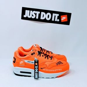 NEW RARE Nike Womens Air Max 1 Just Do It Pack